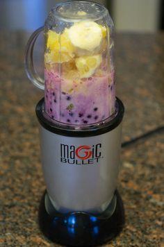 Magic Bullet Smoothie Recipes