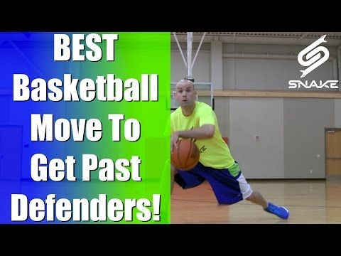 Best Basketball Moves Ever To: Break Ankles Get Past Defenders Get To The Rim - How To - YouTube