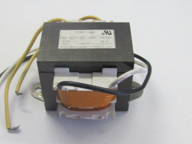 Ebay Sponsored Air Cleaner Transformer 120v 24va 239071 001 Trion