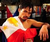 Manny Pacquiao!
