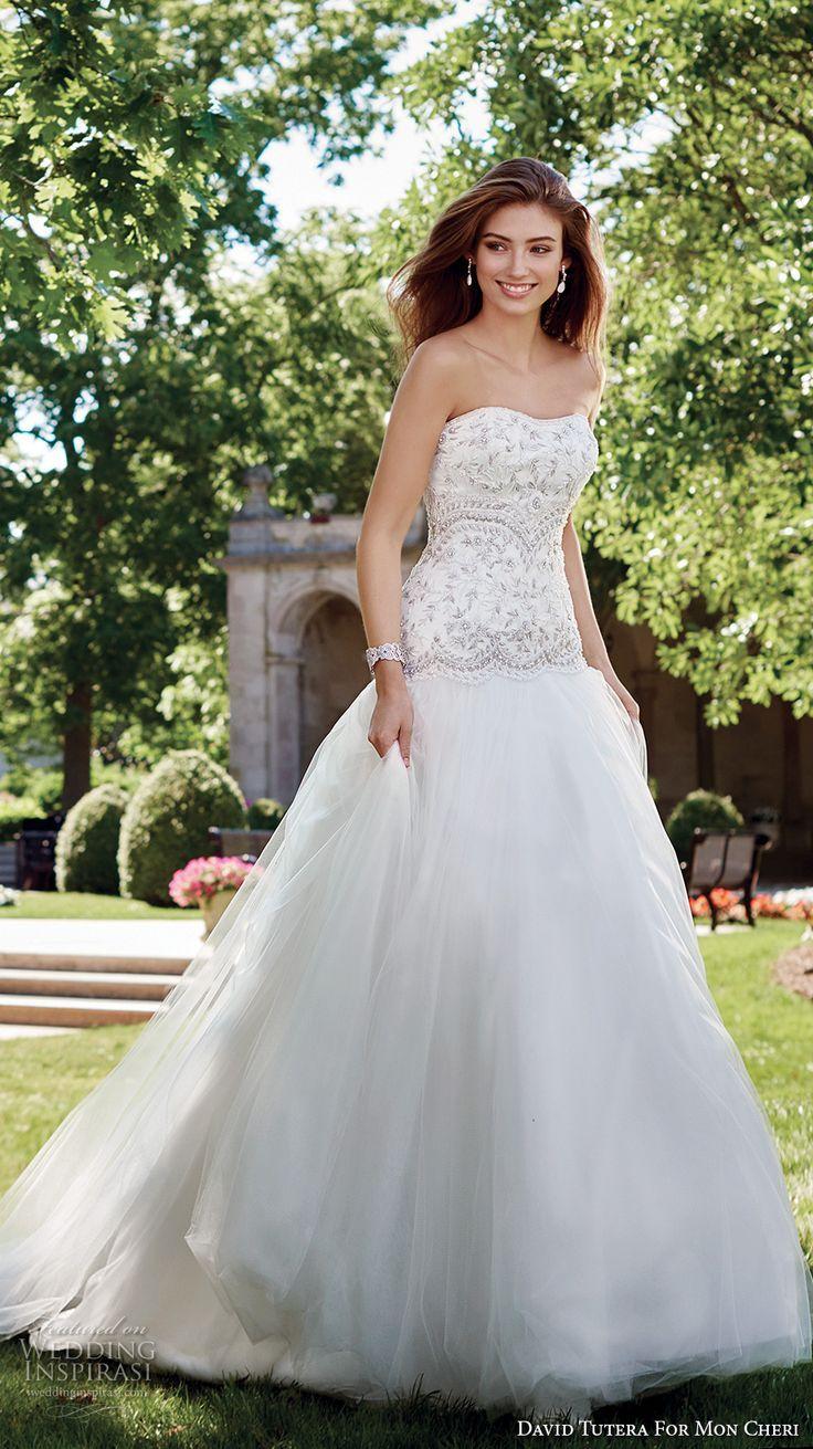 Mejores 7 imágenes de mon chéri bridal en Pinterest | Vestidos de ...