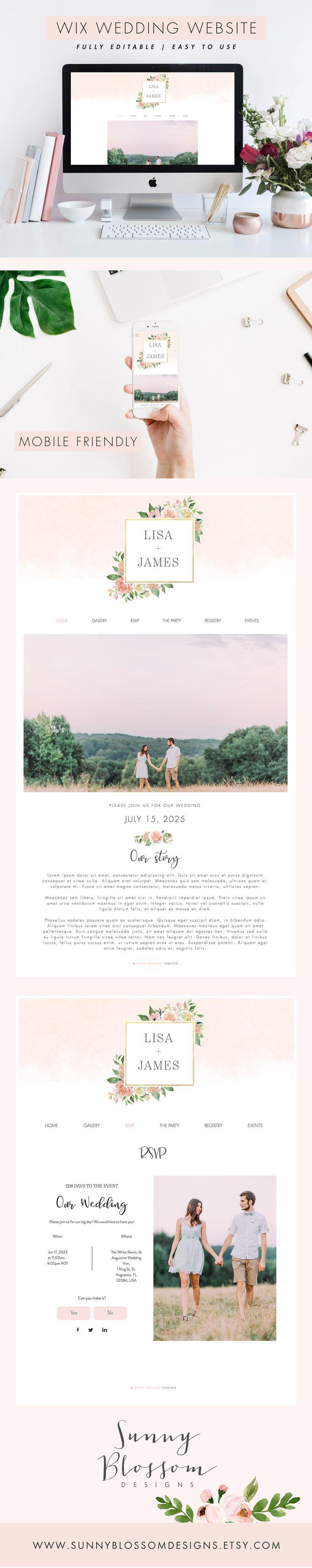 Best Free Wedding Websites Ideas On Pinterest Wedding