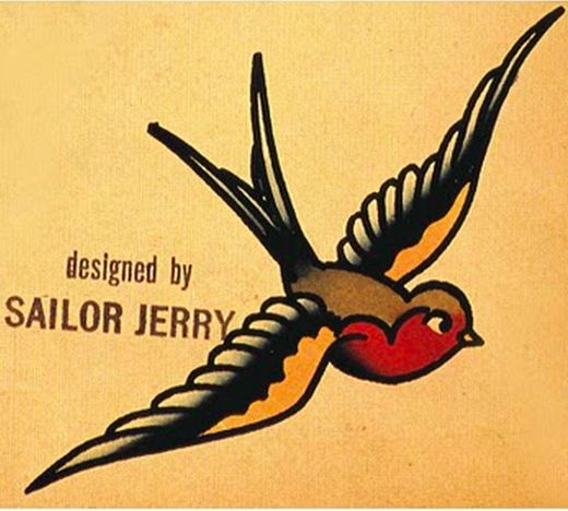 The History and Meaning Behind Swallow Tattoos www.tattooedmartha.com