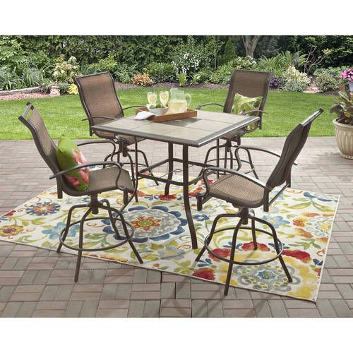 5pc Patio Garden Dining Furniture Set Counter Height Table Bar Stools Clearance: $463.75End Date: Mar-20 06:59Buy It Now for… #eBay #Amazon