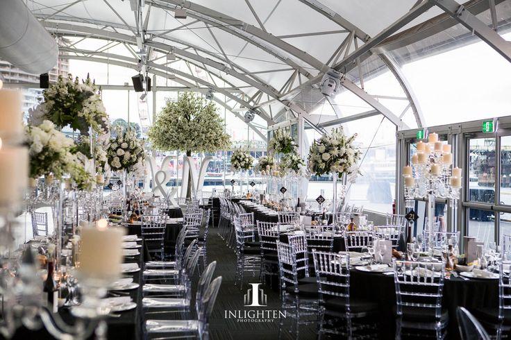 Nick and Natalie's Wedding at Dockside Pavilion