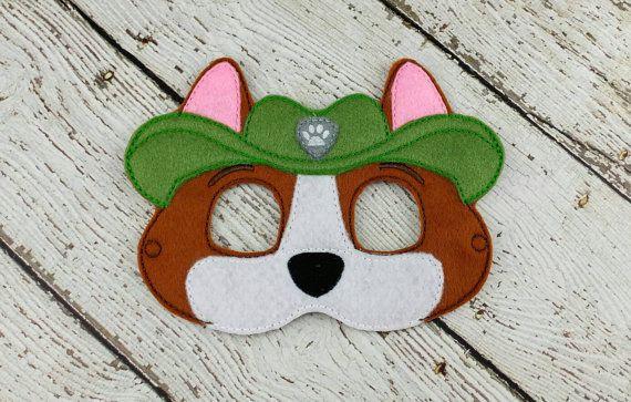 Ranger Pup Ranger Costume Paw Patrol by TwinMonkeyEmbroidery