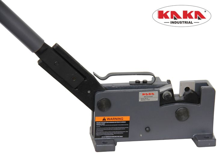 MS-24 Sheet Metal Hand Shear, Rebar, Rod & Round Steel, Flat Bar Cutter