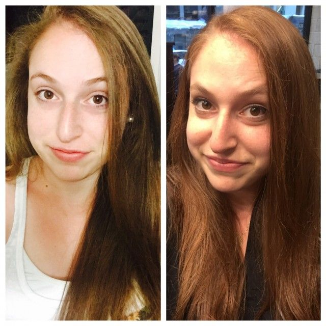 I Joined The Ginger Squad For My First-Ever Hair Dyeing Experience, Check Out The Before And After!