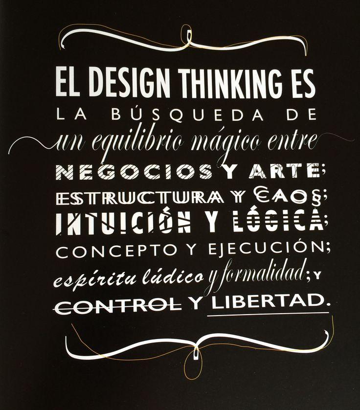 Design thinking para la innovación estratégica // Idris Mootee // Empresa Activa (Ediciones Urano) #citas #designthinking