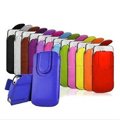 magneet gesp touw pu lederen etui voor iphone 6 (verschillende kleuren) – EUR € 6.71