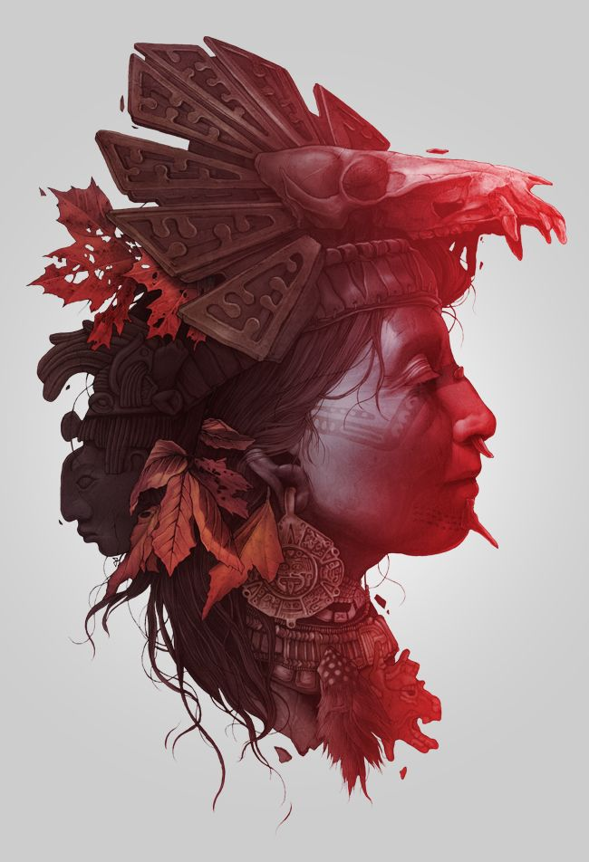 Digital art selected for the Daily Inspiration #1535