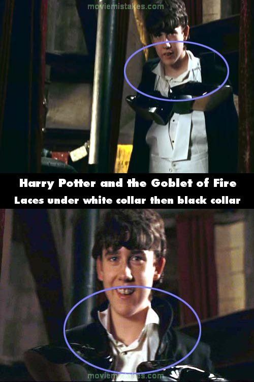 Top 15 biggest Harry Potter film mistakes
