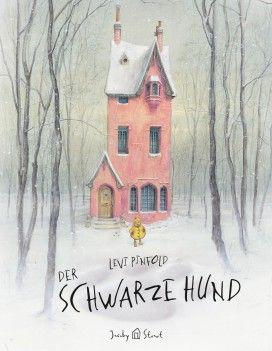 """Der schwarze Hund """"Der schwarze Hund"""" von Levi Pinfold ist ein wunderbar detailverliebt illustriertes Kinderbuch für Kinder ab 4, bei dessen Durchblättern man sofort den Geruch von englischem Tee, Frühstückstoast und feuchtem Schnee in der Nase hat."""