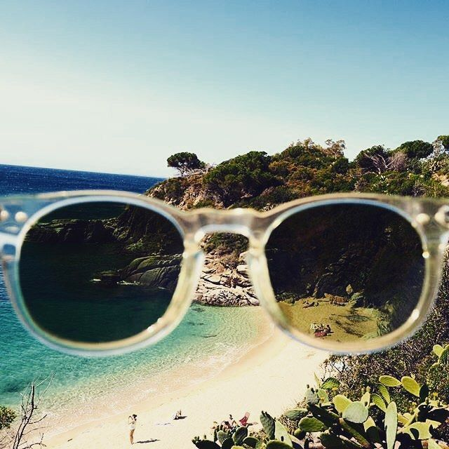 Epic glasses, epic views! A pic by our epic fan Nicola Viscardi.