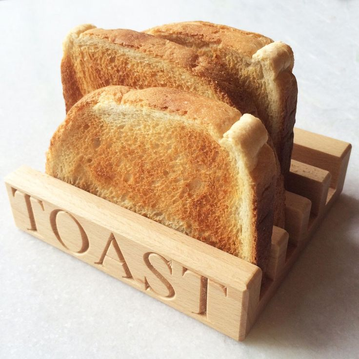NEW! 'Toast' Beech Wood Toast Rack - Toast Racks - Breakfast Range - Dining & Table Top   Culinary Concepts