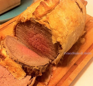 Il mio filetto alla Wellington - My Beef Wellington