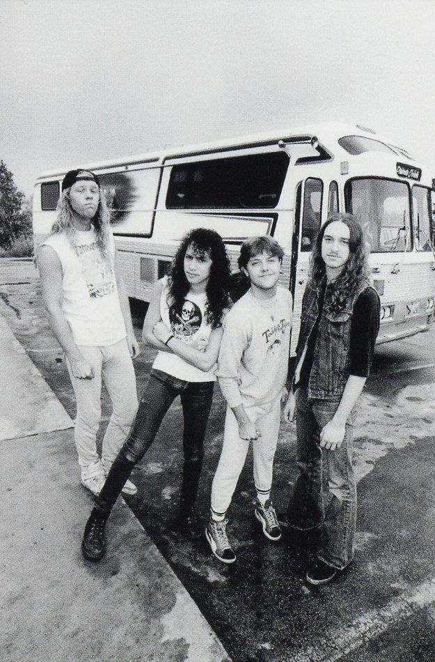 """Metallica with Cliff Burton Master of Puppets tour twice. Once opening for OZZY at the Rosemont Horizon and then a special headlining gig at the Aragon Ballroom for a one year birthday bash for a metal station called """"RPM"""" i.e. Real precious metal in 1986"""