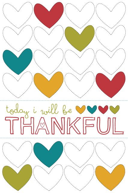 """""""Be Thankful"""" wallpaper for your iphone or ipod"""