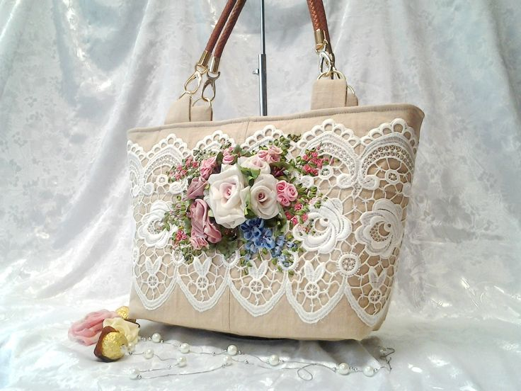 www.facebook.com/ilko2 Ilkó táskák megrendelére. Egyedi kézműves alkotások, szalaghímzés, 3D technika.