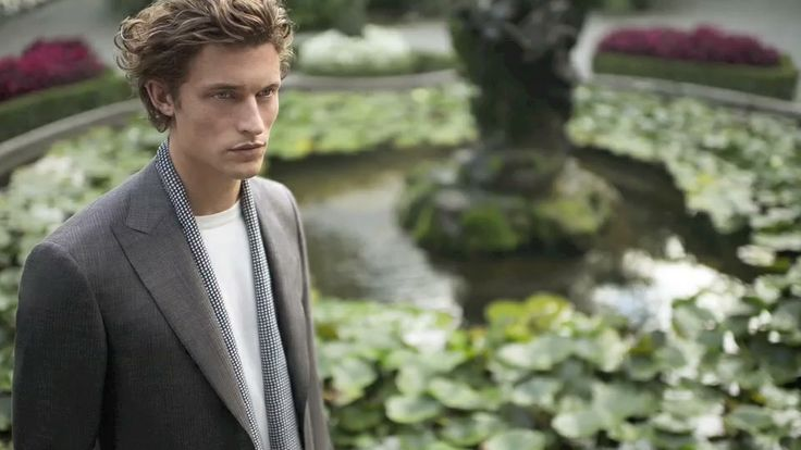 Refined, discrete and never eccentric - this is Canali's style #advcampaign #ss14 #canali1934