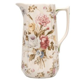 pretty pitcher
