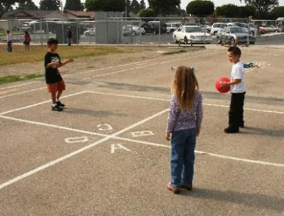 Loved four square!!
