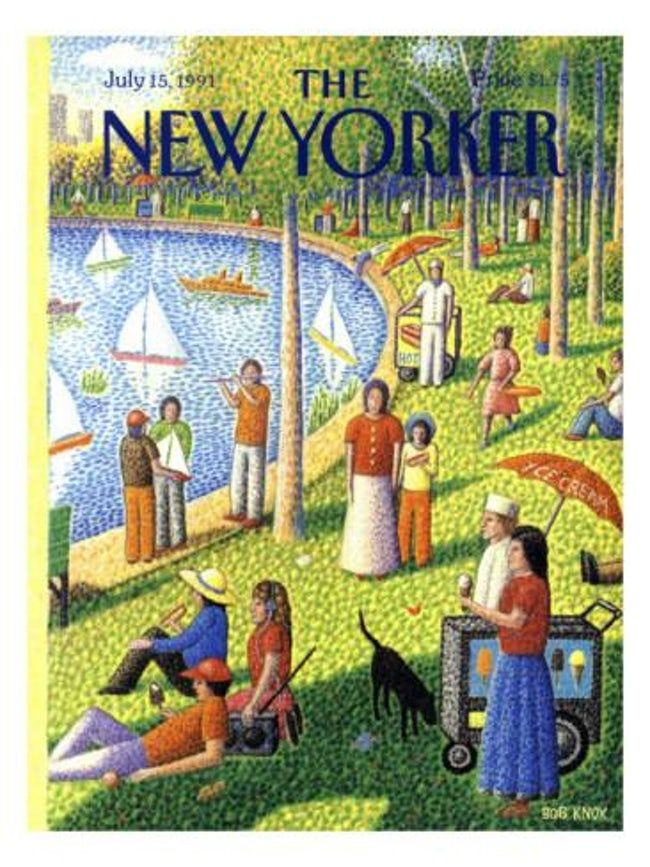 The Best New Yorker Covers New Yorker Covers The New Yorker