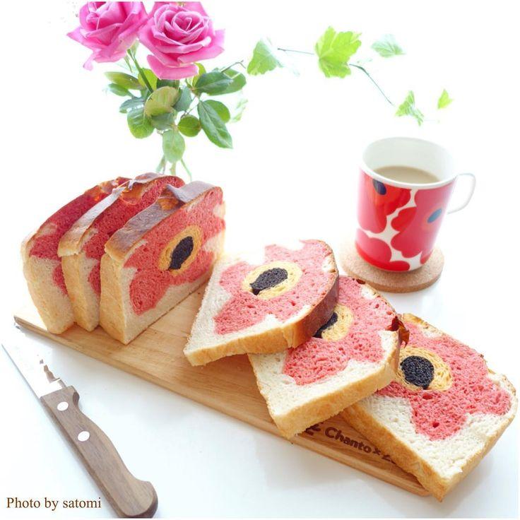 marimekko bread