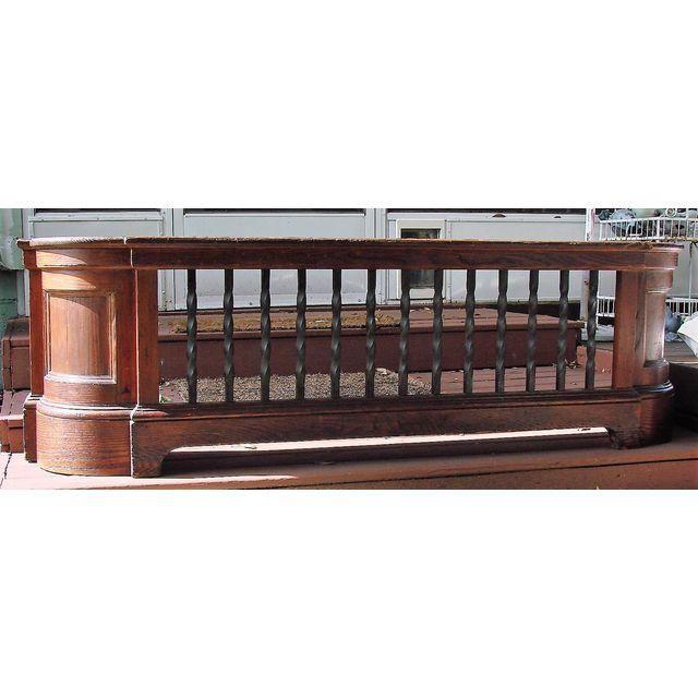 Wood & Iron Large Radiator Cover - Image 2 of 11