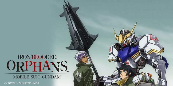 Mobile Suit Gundam: Iron-Blooded Orphans gets complaints from a media watchdog group - http://sgcafe.com/2015/11/mobile-suit-gundam-iron-blooded-orphans-gets-complaints-media-watchdog-group/