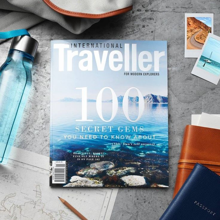 INTERNATIONAL TRAVELLER ISSUE 25   Our 100 Secret Gems issue, featuring:     100 Secret Gems you need to know about 48 hours in Bruges Bangkok's temples and markets Plus what to do when it rains in Fiji, shipshape dining with celebrity chefs on cruise lines, a guide to three quintessential Disney experiences, and much more!