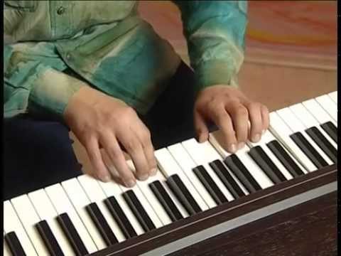 Škola hry na klavír - 9 díl - YouTube