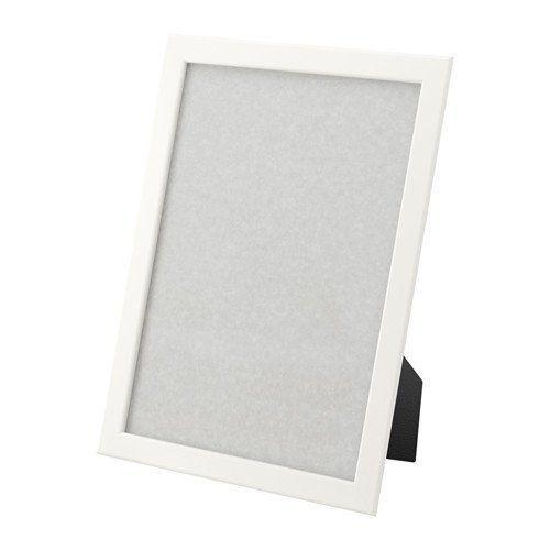 Ikea Fiskbo Certificate Frame 8.5 x 11~White (2 Pack) IKEA