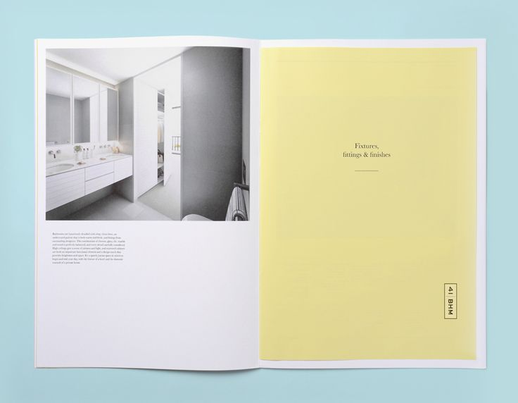 Apartment Brochure Design Brilliant Review