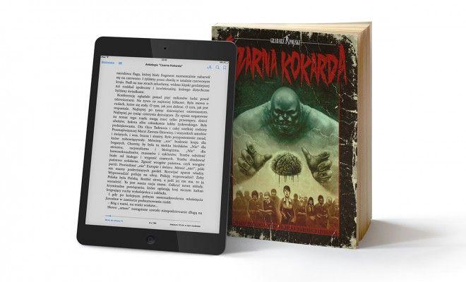 """Czarna Kokarda / Praca zbiorowa   """"Czarna Kokarda"""" to antologia rodzimego horroru. Składa się 11 opowiadań napisanych zarówno przez znanych, jak i debiutujących autorów. Jest efektem konkursu literackiego ogłoszonego w 2007 roku przez nieistniejący już magazyn Czachopismo."""