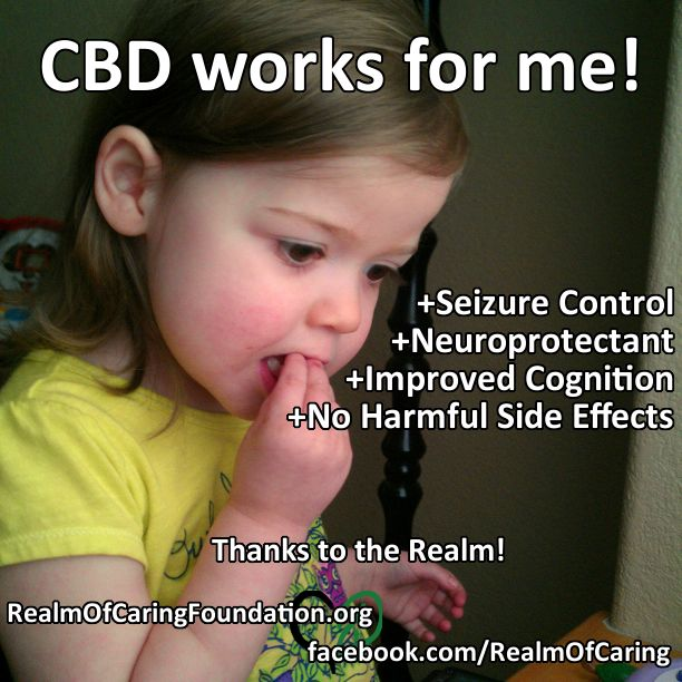 know the facts about CBD oil and how it can bring relief to thousands of kids and adults suffering