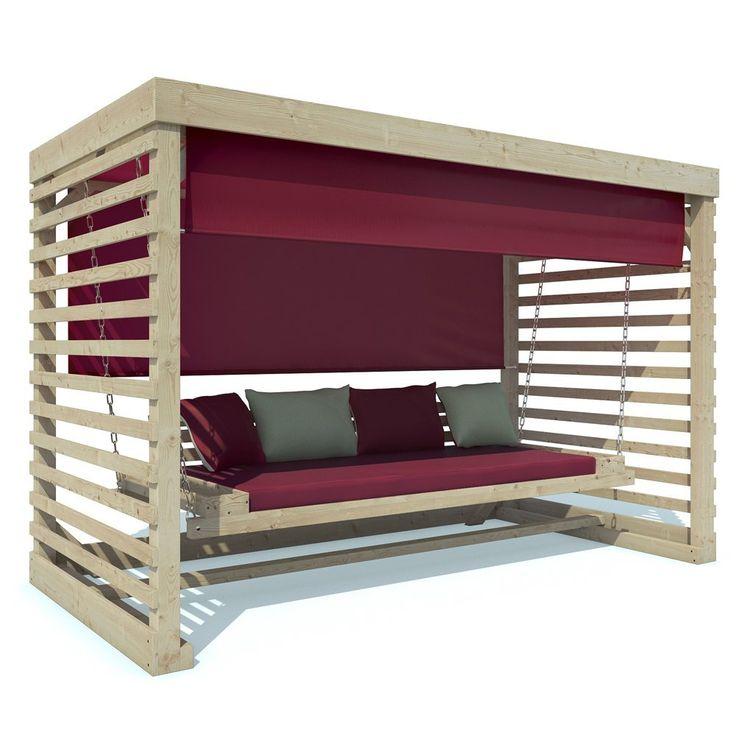 die besten 17 ideen zu hollywoodschaukel auf pinterest. Black Bedroom Furniture Sets. Home Design Ideas