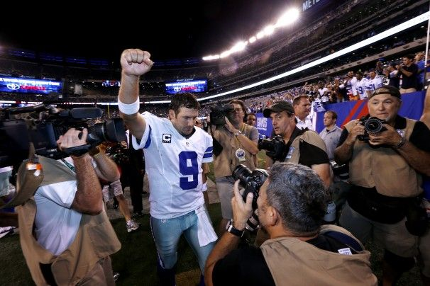 dallas cowboys vs giants | Cowboys vs. Giants: Dallas pulls off a surprise - Hard Hits - The ...