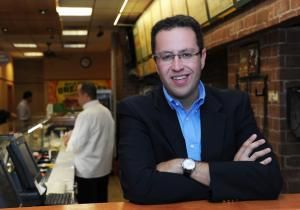 Subway commercial spokesman Jared Fogle marks 15 years of turkey subs and keeping the weight off