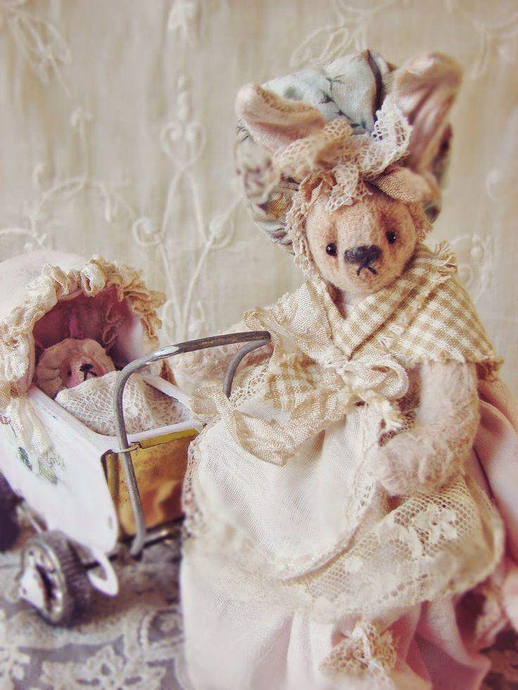 Waar nostalgie en romantiek elkaar ontmoeten...: Beatrix Potter heeft me geinpireerd...by Marijke van Ooijen