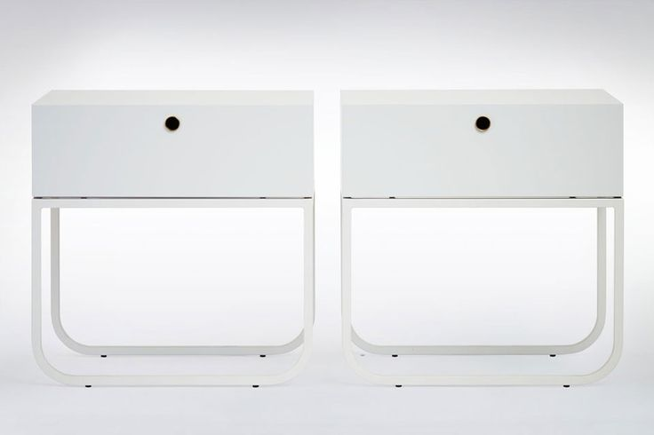 grazia and co australian made authentic furniture, including original featherson pieces - new york bedside table