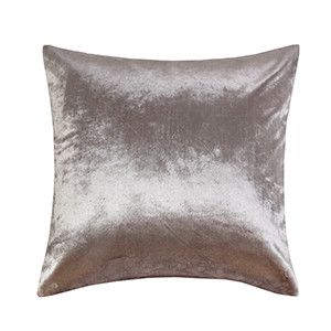 Shinny silver velvet Wholesales Pillow cushion ivory Grey red Cushion cover floral Home Decorative 45x45cm/50*50cm