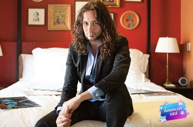 'Idol' Star Constantine Maroulis on the Secret to Seducing the Camera | Billboard