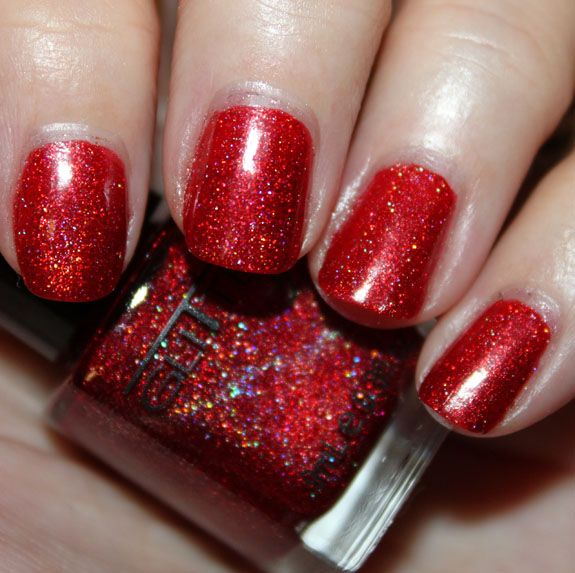1000+ Ideas About Bright Red Nails On Pinterest