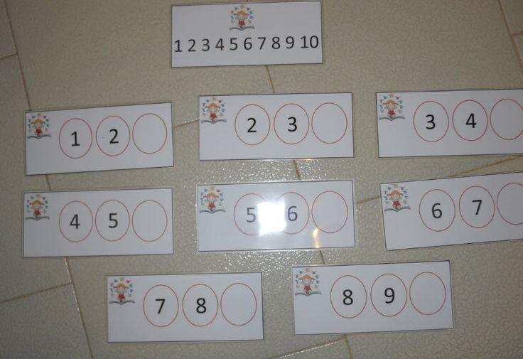 Ένα παιχνίδι που μπορείτε να φτιάξετε εύκολα και γρήγορα μόνοι σας για να παίζουν τα παιδιά στην τάξη. &Chi...
