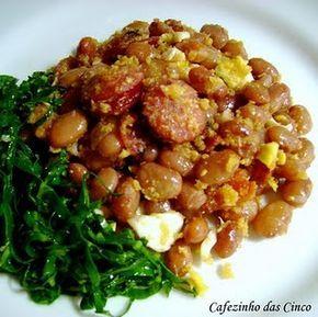 Feijão tropeiro, uma receita da deliciosa cozinha mineira