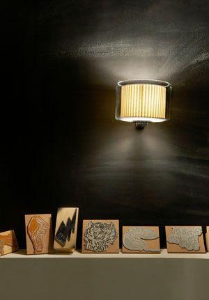 Master Bedroom (Natural linen) Mercer, Marset Wall Light