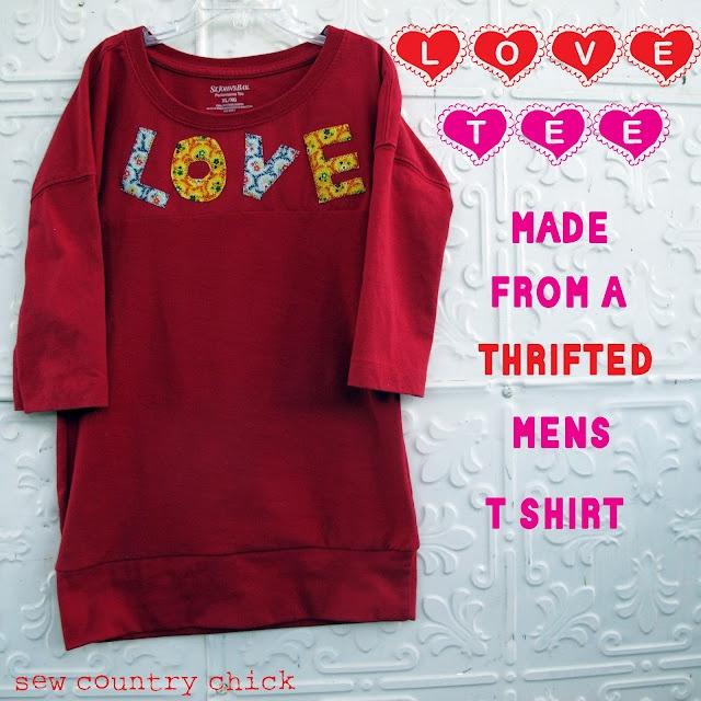 kid dress made from men's tshirt