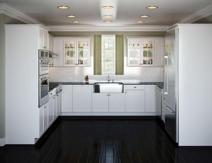 Best 25 Small U Shaped Kitchens Ideas On Pinterest  U Shaped Enchanting Designs For U Shaped Kitchens Decorating Design