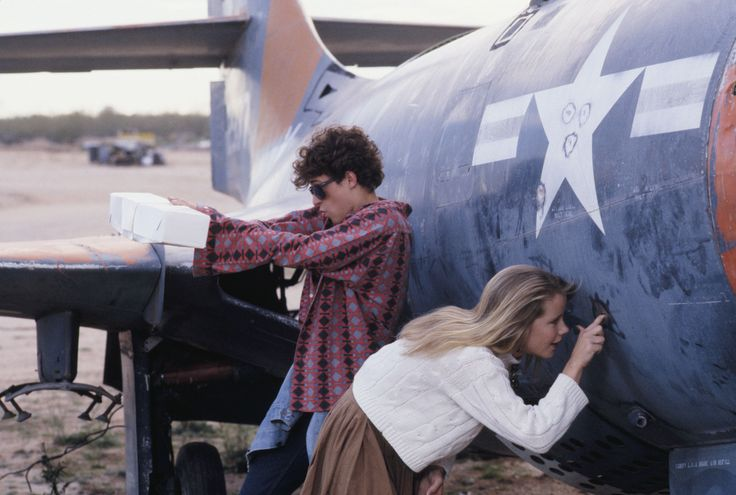 suicideblonde:    Patrick Dempsey in Can't Buy Me Love (1987)I fucking love this movie.  You don't even KNOW.    I love young, geeky Patrick Dempsey :)